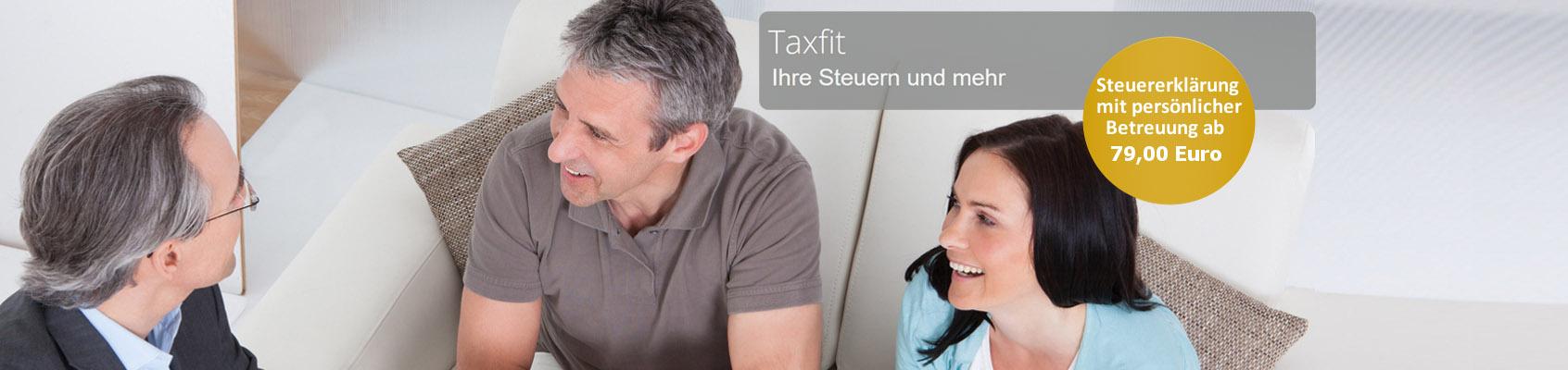 Steuerklassenwahl - Taxfit 2014 - 2021 ...